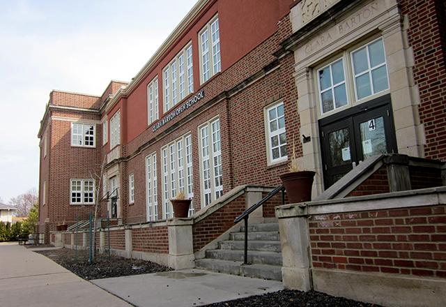 Clara Barton Open School in Minneapolis