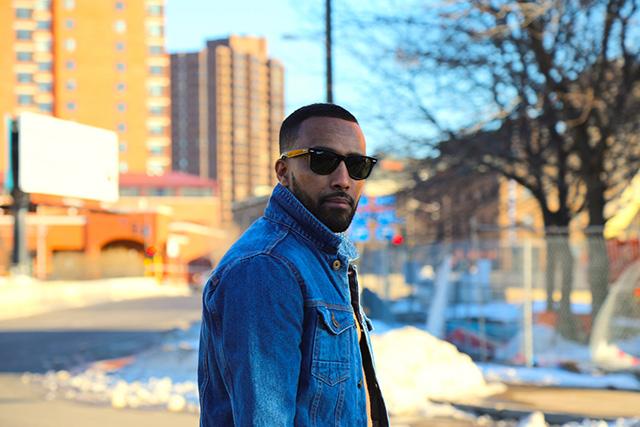 Somali musician Aar Maanta to perform Saturday at the Cedar.