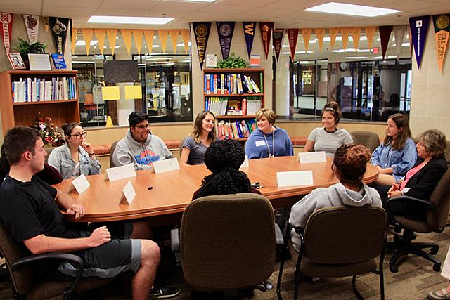 Burnsville high schoolers exploring teaching careers kickstart year with visit from Randi Weingarten