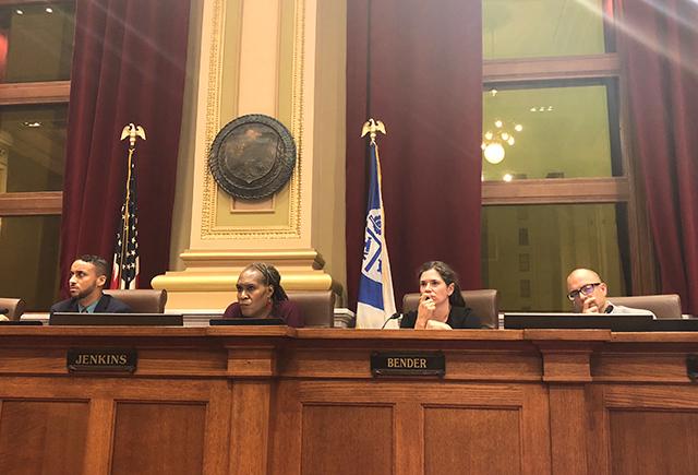 Minneapolis city council members