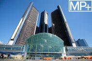 Renaissance Center in Detroit