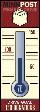 2018 Fall Member Drive Thermometer