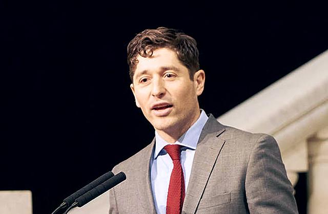 Mayor Jacob Frey
