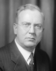 Judge John J. Parker