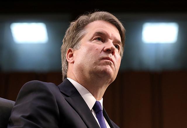 Supreme Court nominee judge Brett Kavanaugh