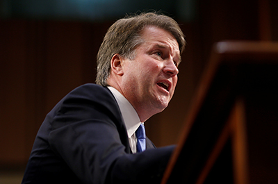 Kavanaugh and the emerging new normal