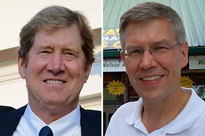 Reps. Jason Lewis and Erik Paulsen