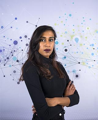 Institute for Global Studies, Samhitha Krishnan