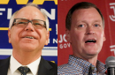 Live: Walz and Johnson debate