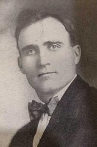 portrait of oscar martinson