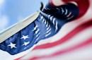 photo of american flag