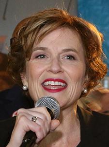 Former Mayor Betsy Hodges