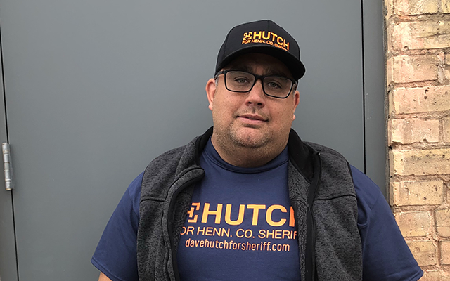 """Dave """"Hutch"""" Hutchinson"""