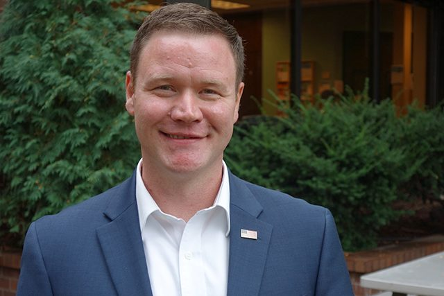 "Republican candidate Doug Wardlow: ""I'm not going to be doing anything political with the attorney general's office."""