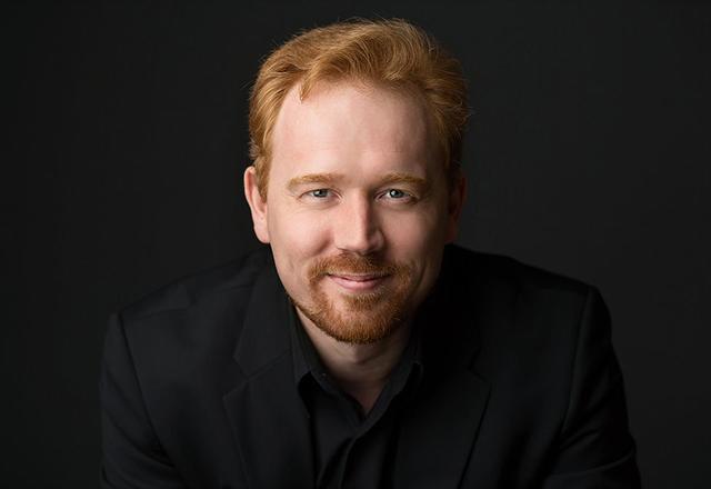 Pianist Ivan Konev