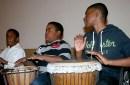 Kwanzaa drumming