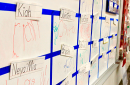 Maxfield Elementary classroom