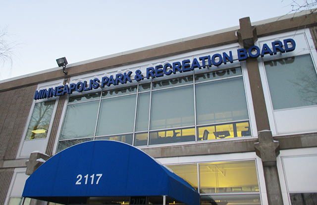 Minneapolis Park & Recreation Board building