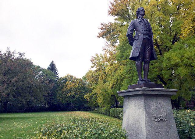 Nathan Hale Park