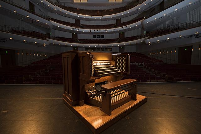 Northrop organ