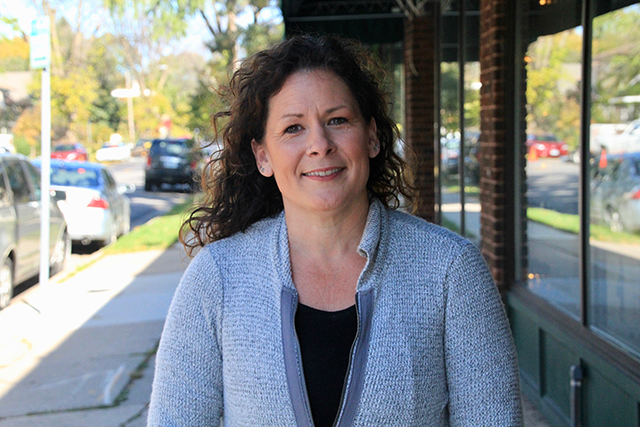 Rebecca Gagnon dropped out of a Minnesota House of Representatives race earlier this year and entered the school board race as a late entry in June.