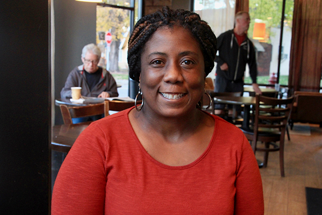 Sharon El-Amin entered the race a bit later on and unsuccessfully sought the DFL and teachers union endorsements.