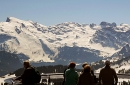 The Swiss Alps near Lucerne, Switzerland