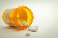 opioid bottle