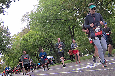 2018 Twin Cities Marathon