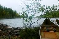 BWCA canoes