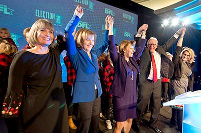 DFLers savoring victories last Tuesday night