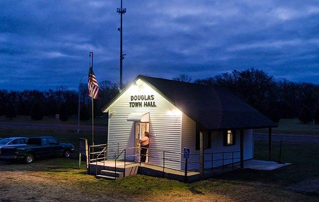 Douglas Town Hall