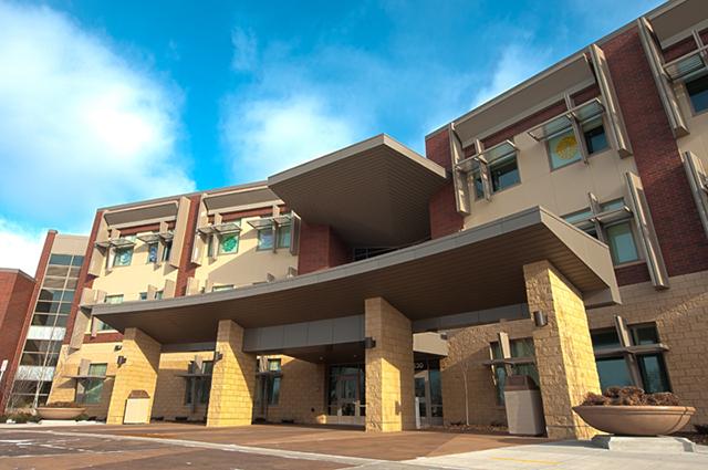 Intermediate District 287's North Education Center