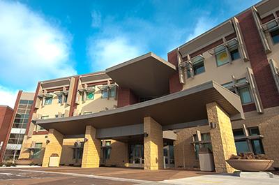 North Services Center - intermediate school district 287