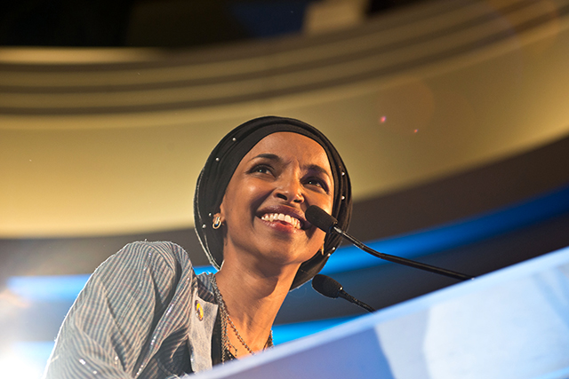 Omar raises more than $830,000 for 2020 re-election bid ...