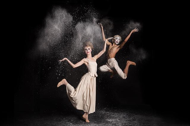 Amanda Cochrane and Yoshiaki Nakano of the Pittsburgh Ballet Theatre.