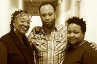 Hawona Sullivan Janzen, Clarence White, and Chris Scott