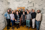 The staff of Springboard for the Arts