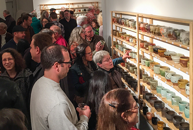 Thirty-six potters will showcase work at the 5th Annual Yunomi Invitational.
