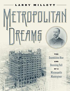 image of book cover for metropolitan dreams