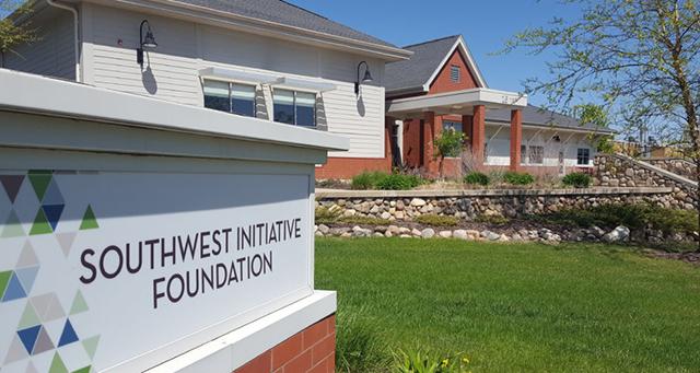 photo of southwest initiative foundation headquarters building