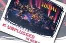 image of cover of nirvana unplugged album