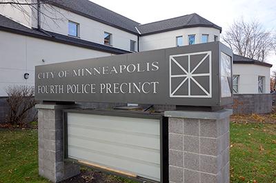 Minneapolis Fourth Police Precinct