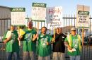 AFSCME strikers