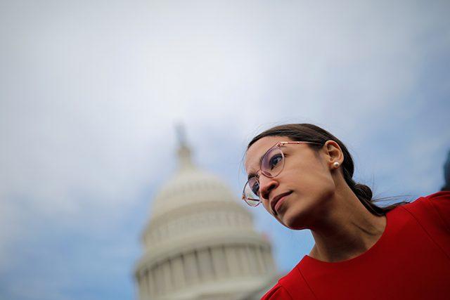 Rep.-elect Alexandria Ocasio-Cortez