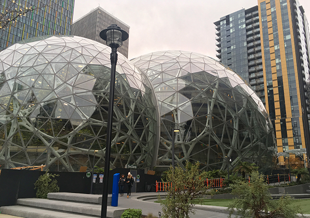 Amazon Seattle HQ
