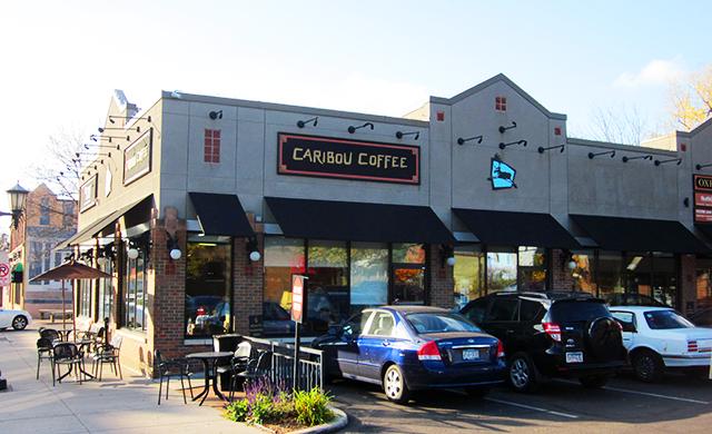 Caribou Coffee Co.