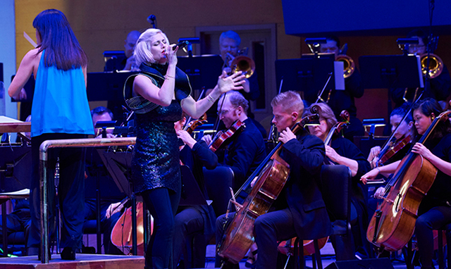 Dessa and the Minnesota Orchestra will make a live recording together in March.