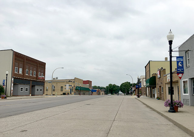 Hector, MN