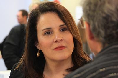 U of M president finalist Joan Gabel
